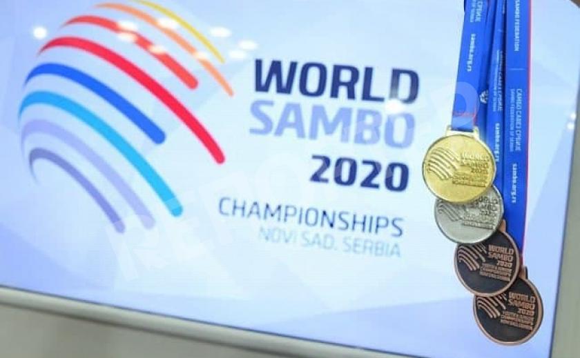 Спортсмены Днепропетровщины завоевали пять наград на чемпионате мира по самбо