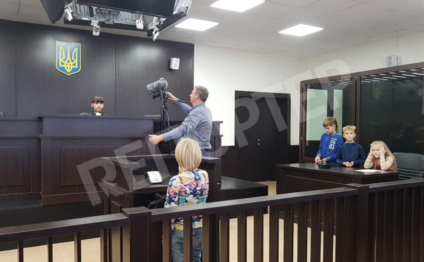В Университете МВД в Днепре расследуют преступление