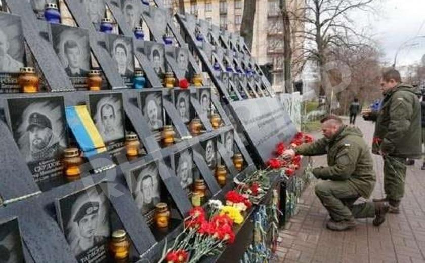 Украдены более 100 млн грн, выделенных на строительство Мемориала Небесной Сотни
