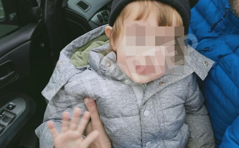 В днепровской автокатастрофе пострадал 3-летний ребенок