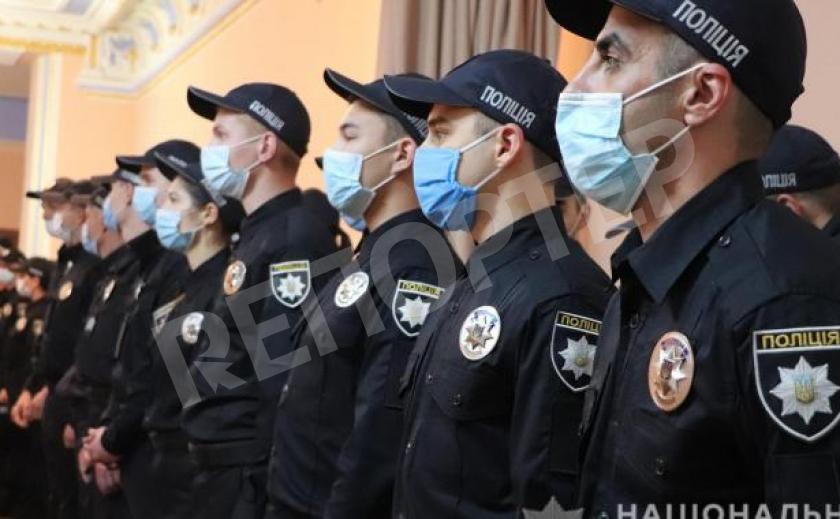 В Днепре и Никополе нацполиция готова ко второму туру выборов