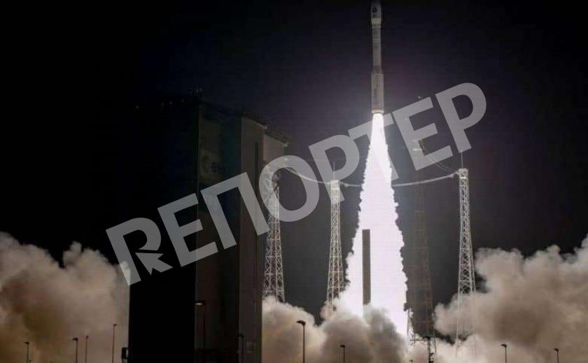 Выяснили причину аварии ракеты «Vega» с южмашевским двигателем