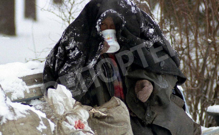«Социальный патруль» в Днепре поможет бездомным и малоимущим