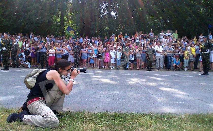 На республиканском фотоконкурсе победила «собачья ж...а» из Днепра