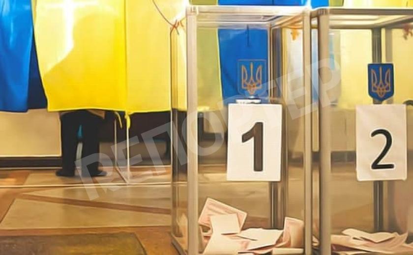 Самая низкая явка избирателей во втором туре выборов была в Днепре
