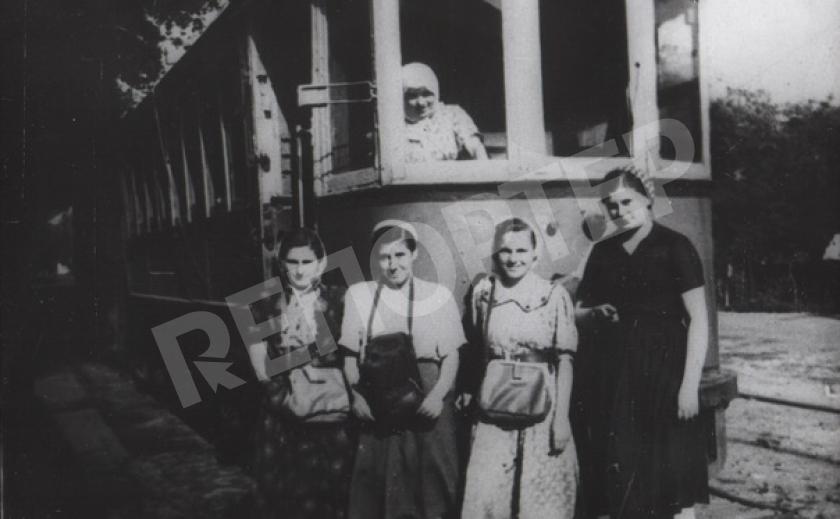 В Каменском во время голодомора думали о трамвае