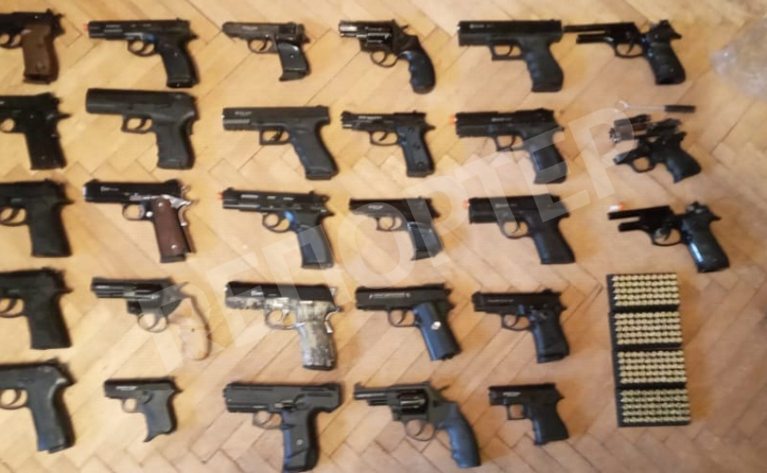 На Днепропетровщине разоблачили оружейных баронов-транснационалов