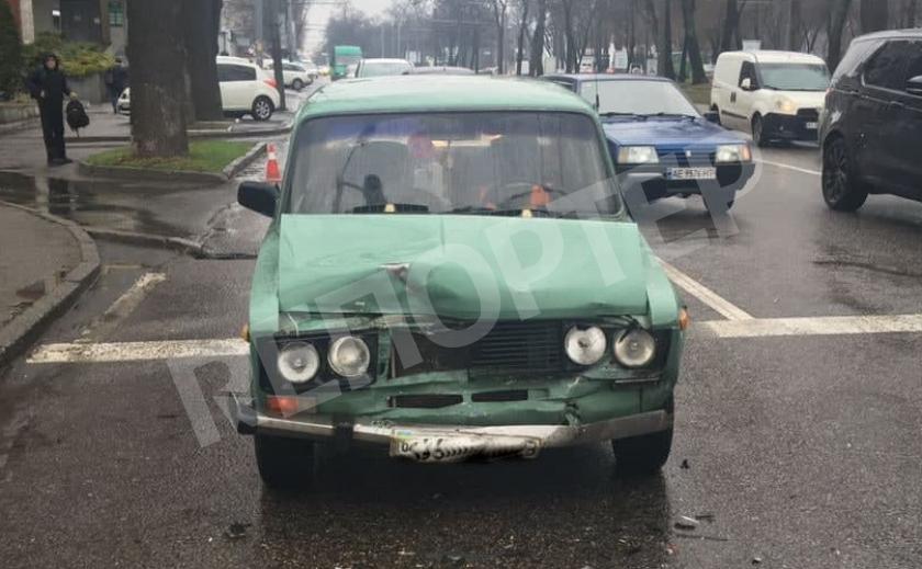 В днепровском ДТП пострадал 8-летний ребенок