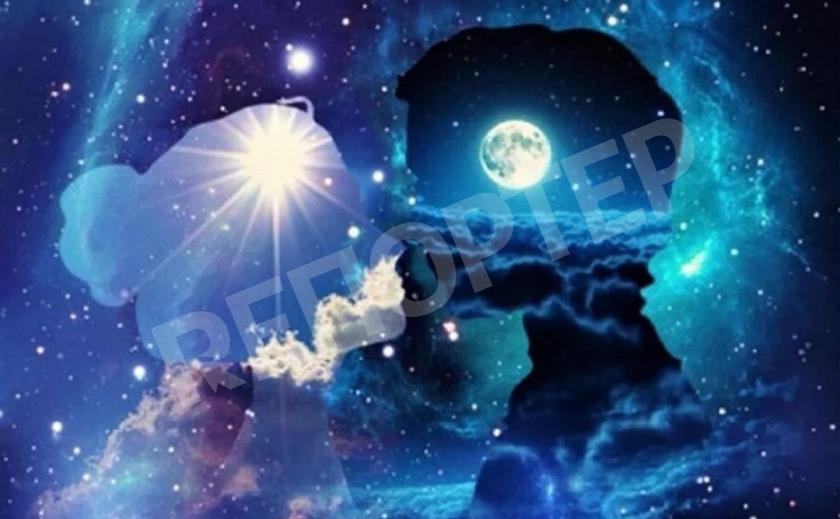На небесах живут родные души