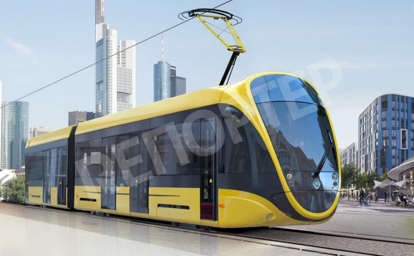 Днепровская «Татра-Юг» поставит Киеву 20 низкопольных трамвайных вагонов