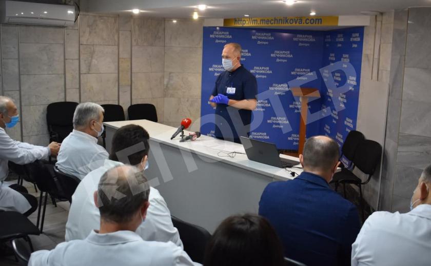 Гендиректор больницы им. Мечникова Сергей Рыженко получил Государственную премию