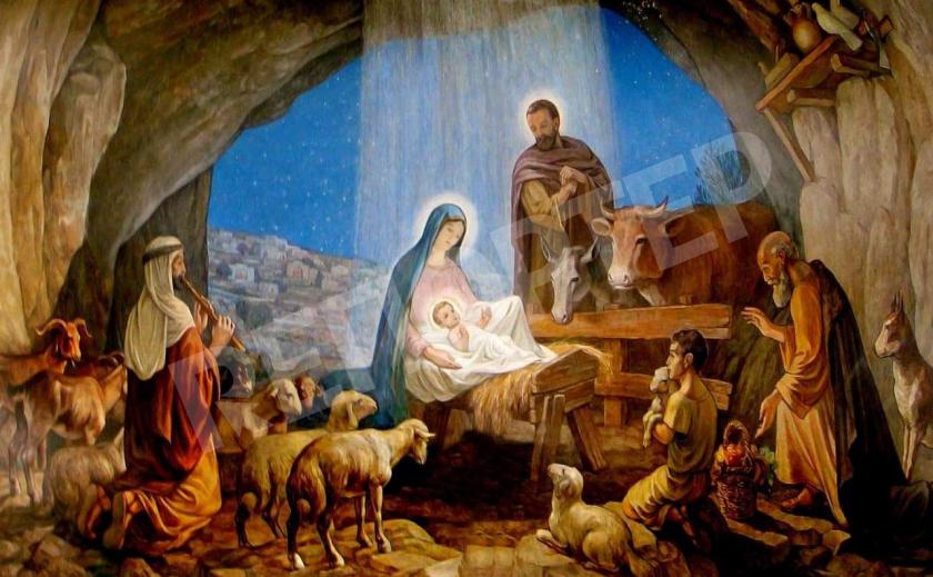 С днем рождения, Иисус!