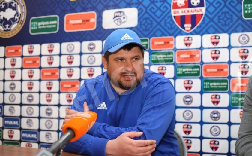 Экс-игрок «Днепра» Владимир Мазяр возглавил казахстанский клуб