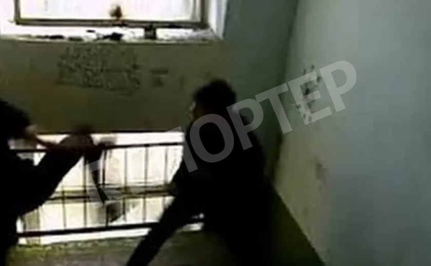 Дикие нравы. В Днепре зверски избили человека 18+