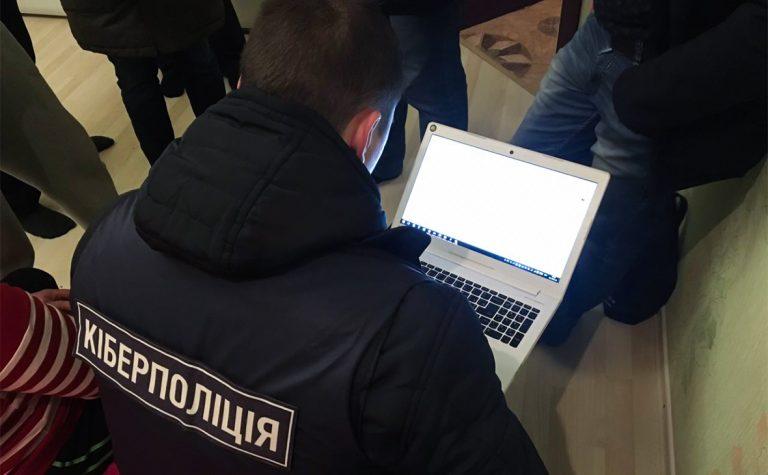 В Днепре выявили банду кибер-злодеев, которую возглавляла женщина