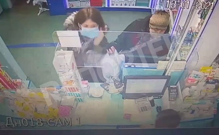Про днепровскую карманницу аптекари сняли документалку