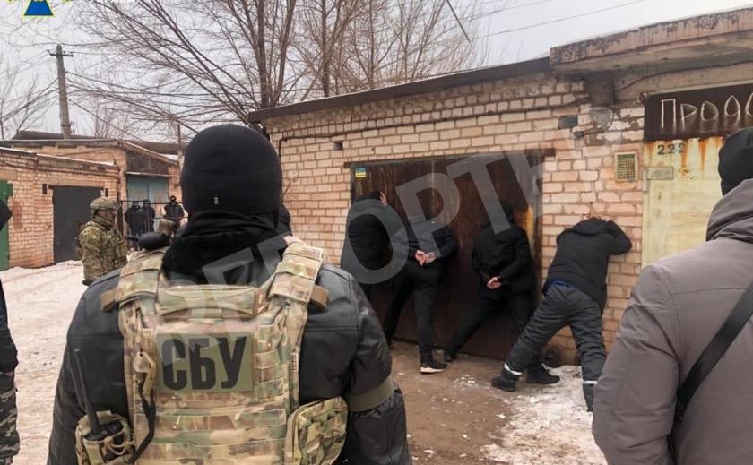 В Днепропетровской области СБУ накрыла мощную наркогруппировку