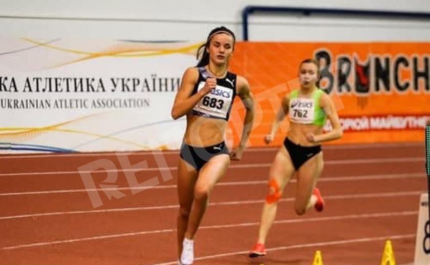 Легкоатлеты Днепропетровщины завоевали 9 медалей на Зимнем чемпионате Украины