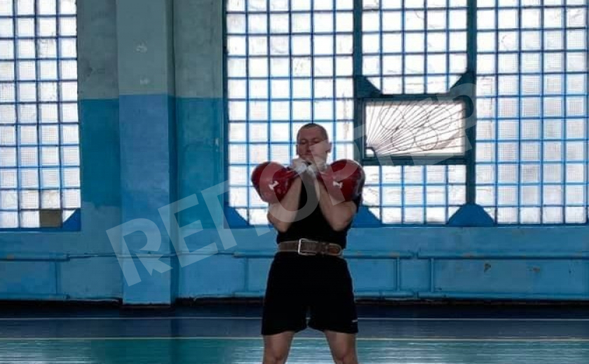 Днепровский спасатель стал третьим гиревиком в Украине
