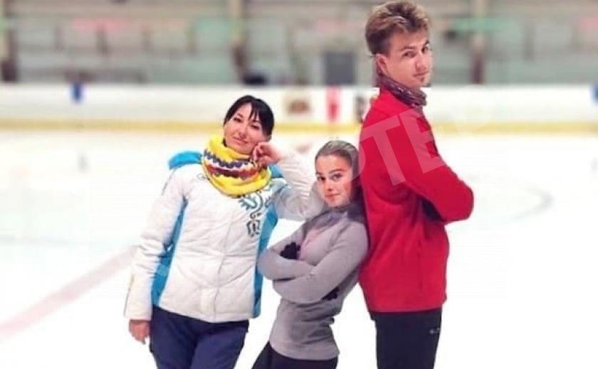 Днепровская пара фигуристов стала «серебряной»