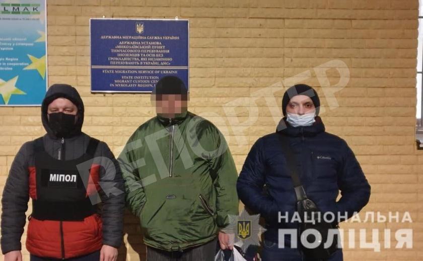 Вон с Украины! Днепровская полиция вывезла на Николаевщину двоих иностранцев