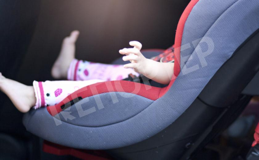 В днепровском ДТП трехлетнему ребенку проломило череп