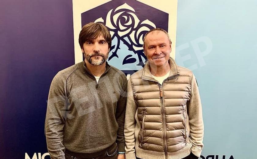 Легенда «Днепра» будет ассистировать главному тренеру «Олимпика»