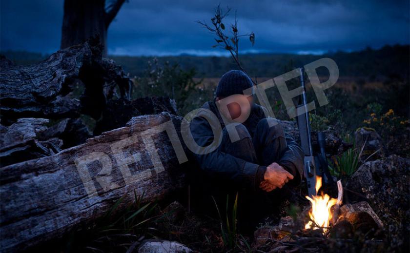 Как в ночном лесу под Днепром раскумаренный снайпер гулял со своей леди