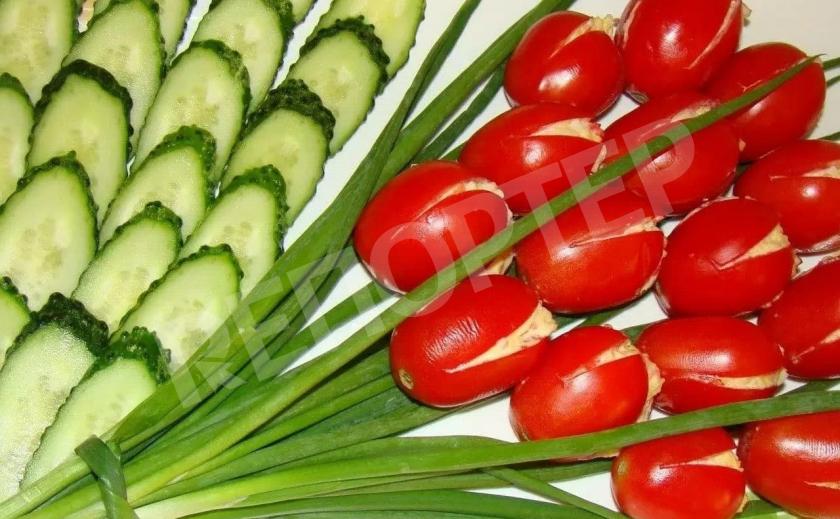 Кухня «Репортёра». «Тюльпаны из томатов» от Софии Ротару