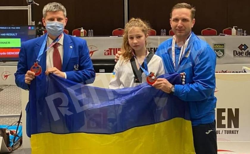 Днепрянка Мария Леонова выиграла кадетский турнир «Turkish Open 2021»