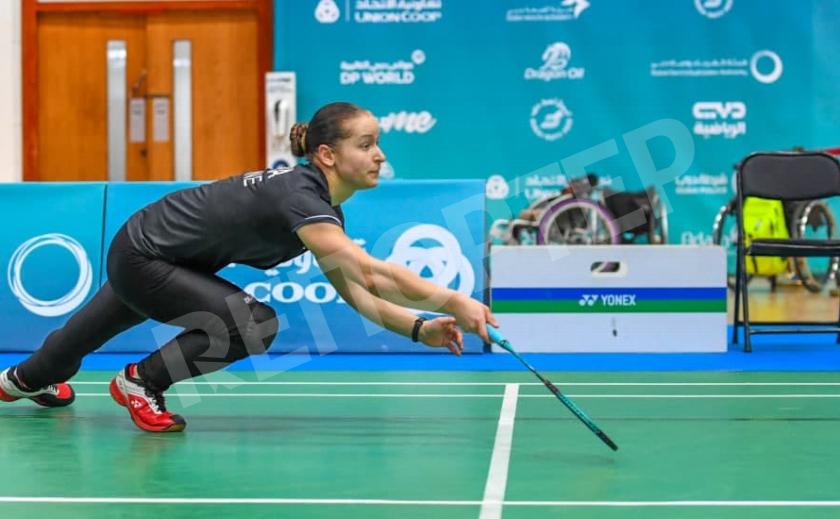 Парабадминтонисты из Днепра завоевали две медали в Эмиратах
