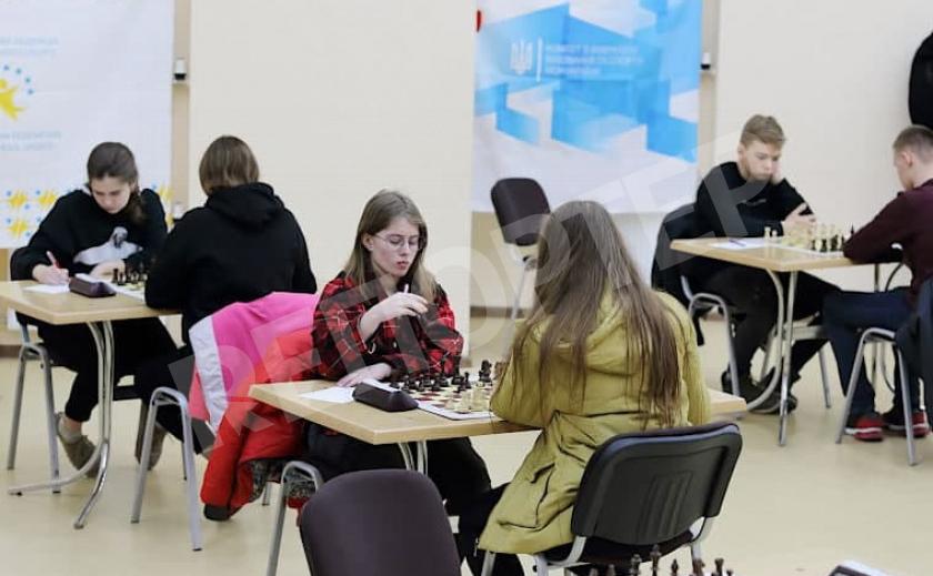 В Днепре соберутся сильнейшие шахматисты Украины до 20 лет