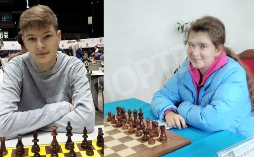 Шахматисты из Днепра стали «бронзовыми» в рапиде на чемпионате Украины до 20 лет