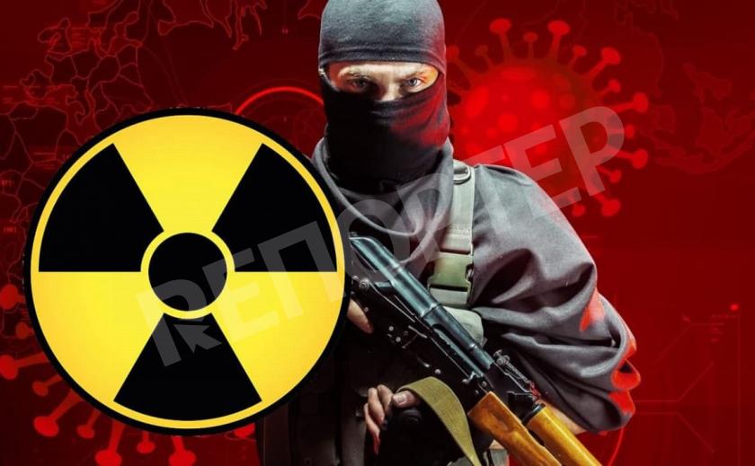 Днепровские «террористы» угрожали Киеву радиоактивной атакой