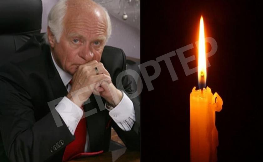 В Днепре умер Жан Мельников