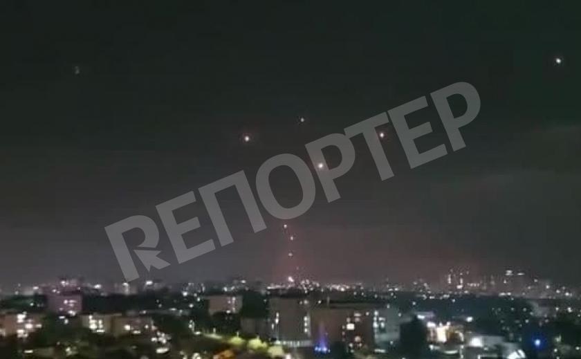 Тель-Авив попал под обстрел ХАМАСа