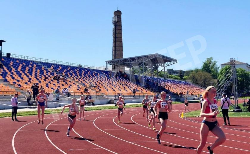 Легкоатлеты Днепропетровщины взяли «бронзу» на Летней Гимназиаде