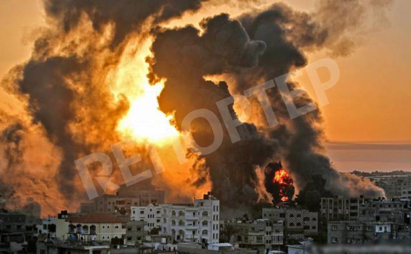 Убито 42 ребенка! Военный конфликт в Израиле не сбавляет обороты