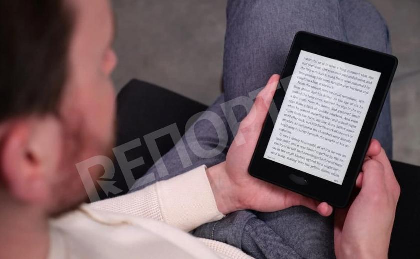 В поездах «Укрзализныци» можно будет прочитать 5 тыс. книг из онлайн-библиотеки