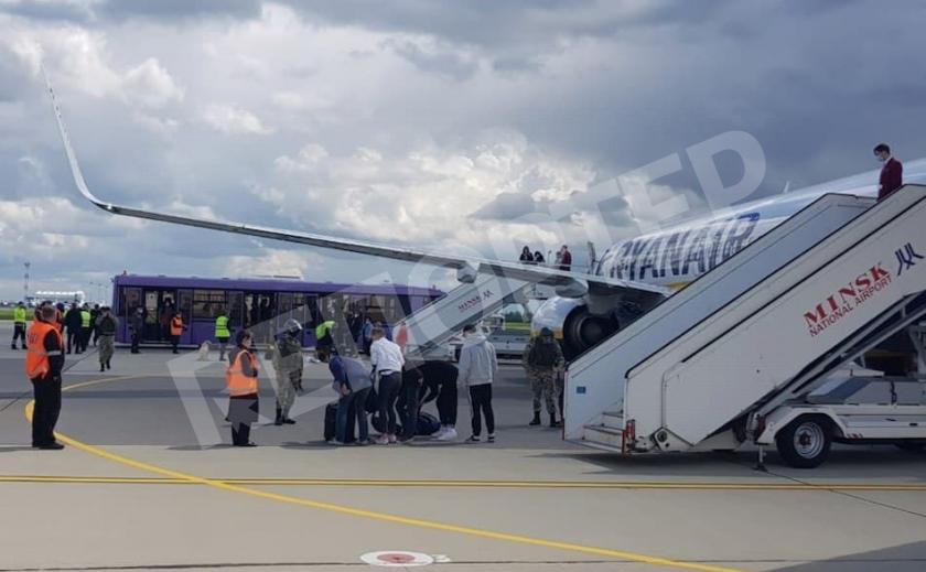 Минск посадил самолет Афины-Вильнюс, чтоб арестовать основателя оппозиционного Telegram-канала Nexta