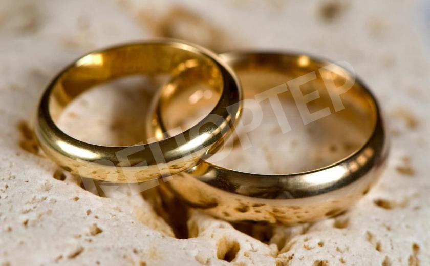 Украинские пары стали меньше разводиться