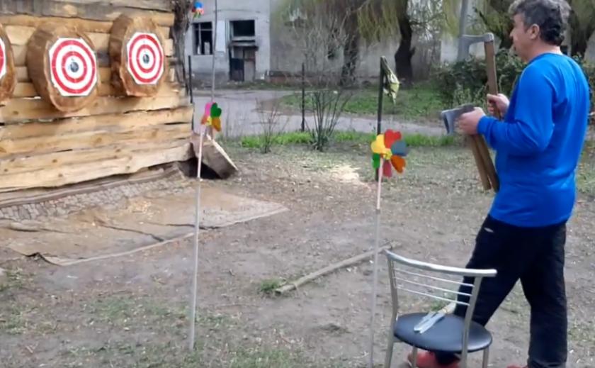 На Днепропетровщине прошел самый необычный турнир