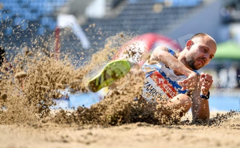 Легкоатлеты-паралимпийцы Днепропетровщины завоевали 12 медалей на Чемпионате Европы