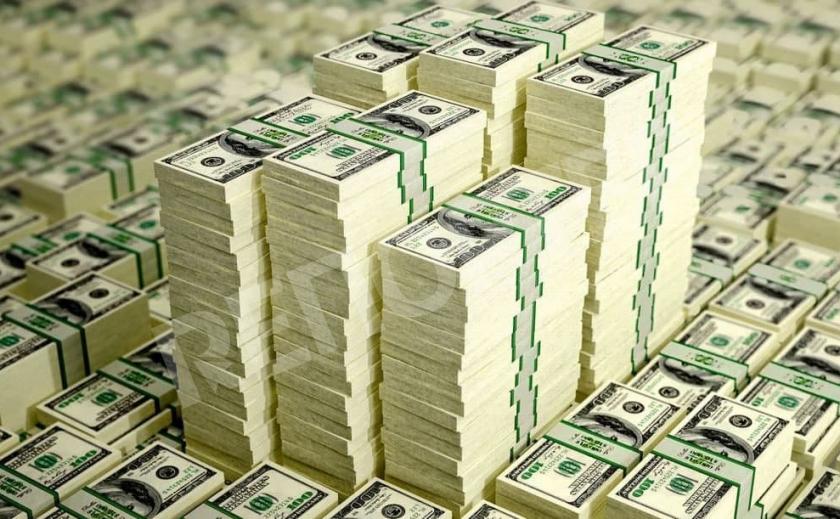 В Украине увеличились валютные переводы из-за границы