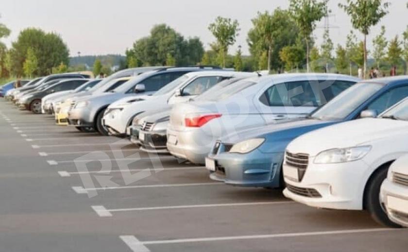 В Днепре установлены новые тарифы на парковку