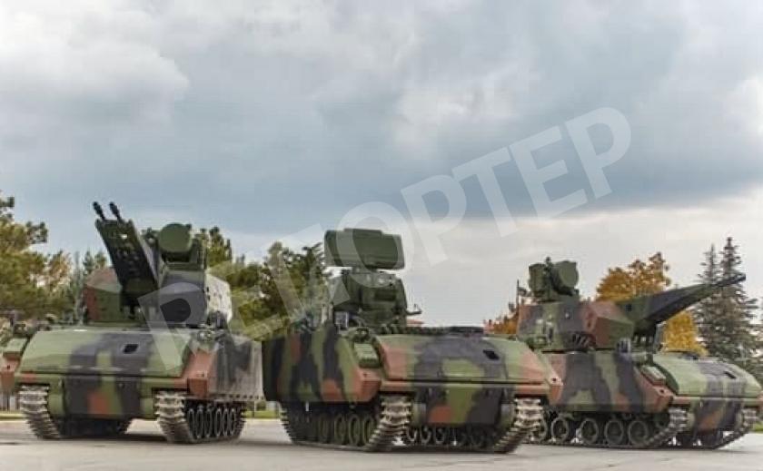 В Украине может появиться зенитная система стандарта НАТО