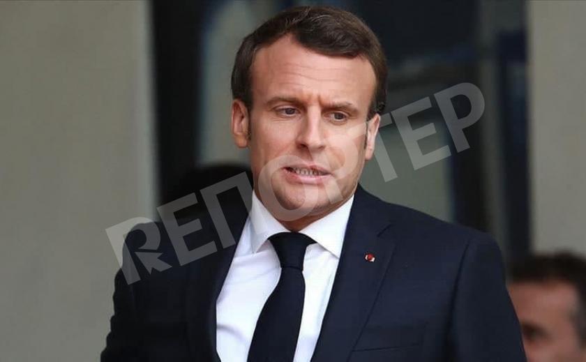 Народная любовь по-французски: президенту Макрону «влепили» пощечину