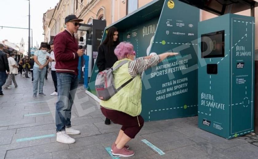 В Румынии билет на автобус можно «купить» за приседания