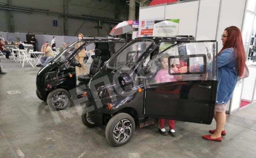 Украинский производитель представил пассажирский и грузовой электромобили Konyk и Volyk