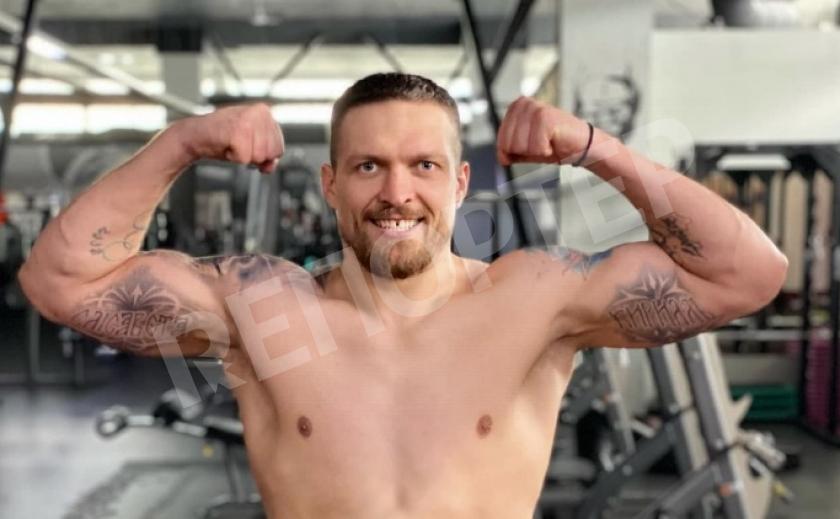 «Укрзализныця» пристыдила боксера Александра Усика